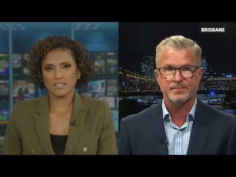 QUT  Associate Professor Gary Mortimer - ABC News