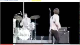 The Beatles feat. Vuvuzela button
