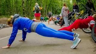 Фитнес-тур в Пятигорск с Еленой Санжаровской (Май 2016 г.)