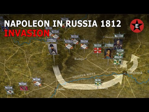Napoleon's Invasion Of Russia 1812