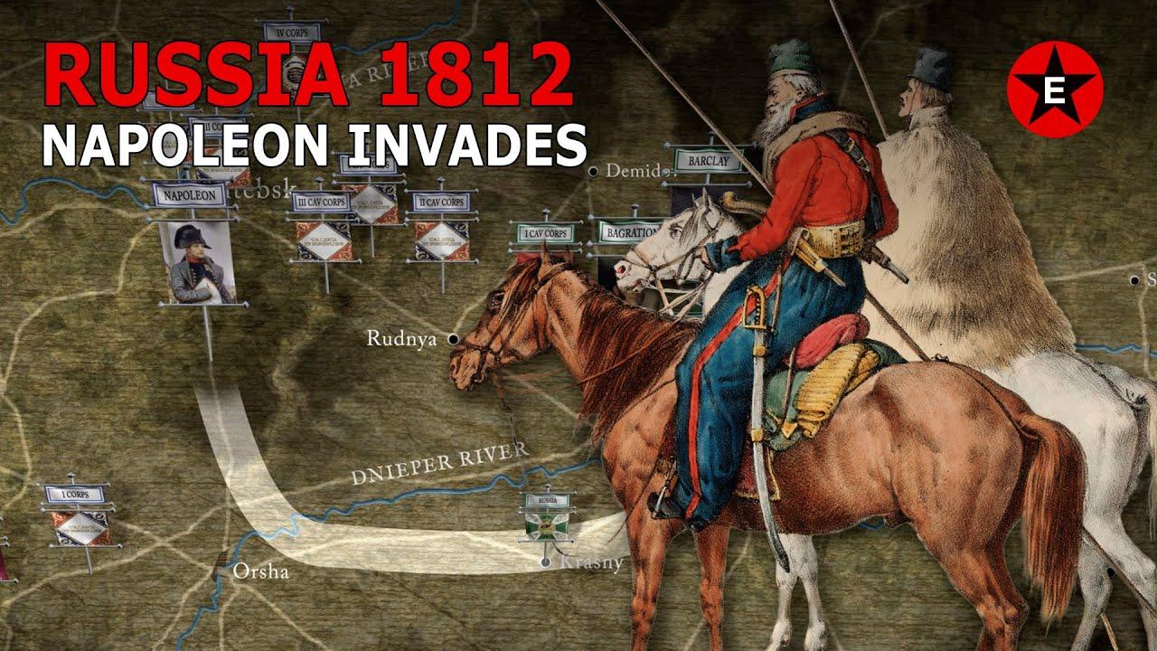 Download Napoleon's Invasion of Russia 1812