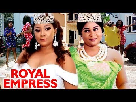 ROYAL EMPRESS SEASON 1&2 COMPLETE MOVIE (UJU OKOLI) 2020 LATEST NIGERIAN NOLLYWOOD MOVIE