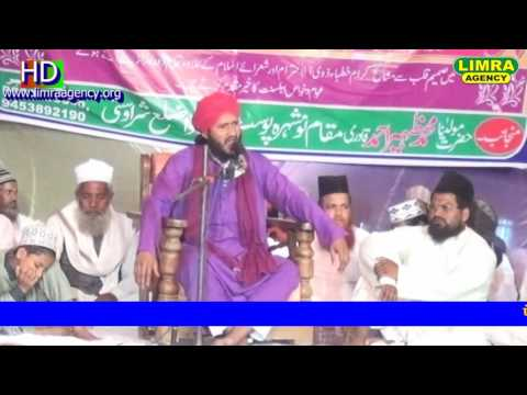 Maulana Mustafees Raza Part 2 Bayan 17 April 2017 Shrawasti HD India