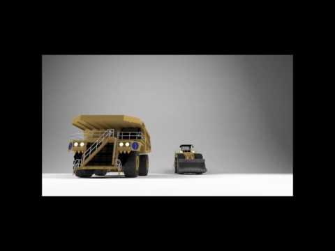 Inventor 2016 Muldenkipper&Radlader (dump truck and wheel loader)