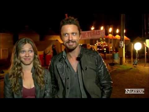David Lyons & Tracy Spiridakos  IN REAL LIFE