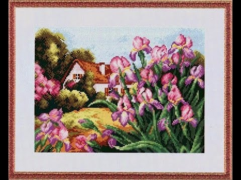 cross stitch patterns free download flowers
