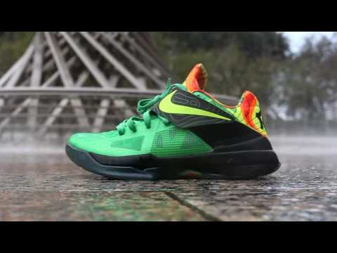 694aac7f6bff41 Weatherman Kd 4 Review + On Feet