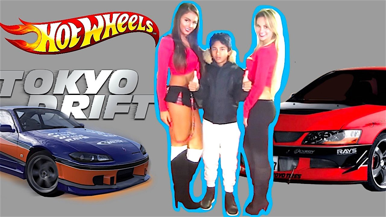 Hot Wheels Tokyo Drift Car Show Youtube