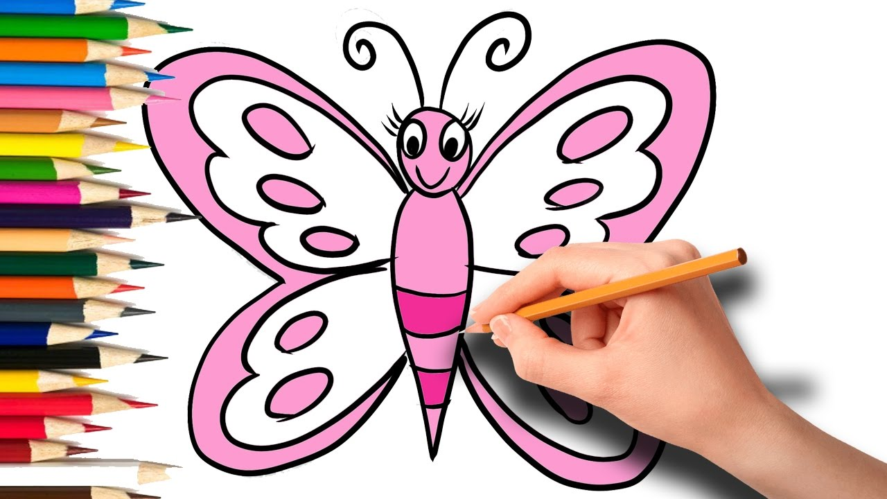 Butterfly Clipart Colorful