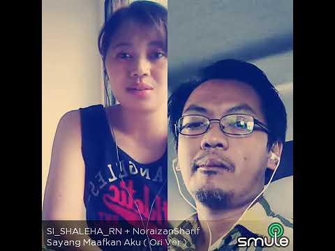 Cover lagu - ' Sayang Maafkan Aku ' - Shafiq Farhain
