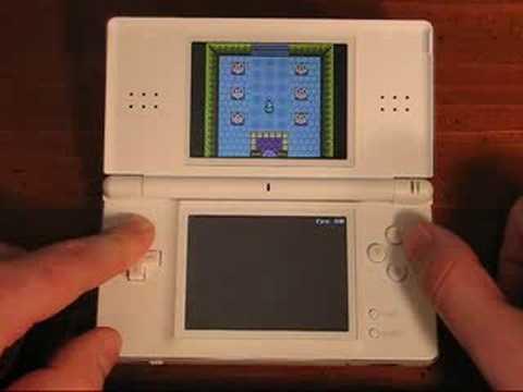 Lameboy: Gameboy/GBC Emulator For The Nintendo DS