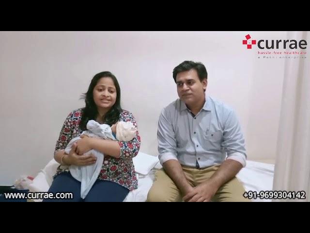 Pt. Riki Dash   Birthing   Dr. Sangeeta Shetty   Currae Hospitals