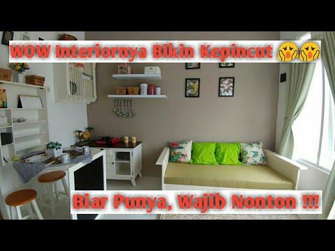 Inspirasi Rumah Minimalis Tipe 30/60 | Interior Rumah Subsidi