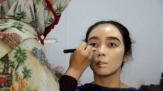 Private class makeup with yudha permana