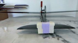 Teil 5: F5D Pylon LP1.1 SpreadTow HJK Speedwings / Die Befestigung der Leitwerke *HD*