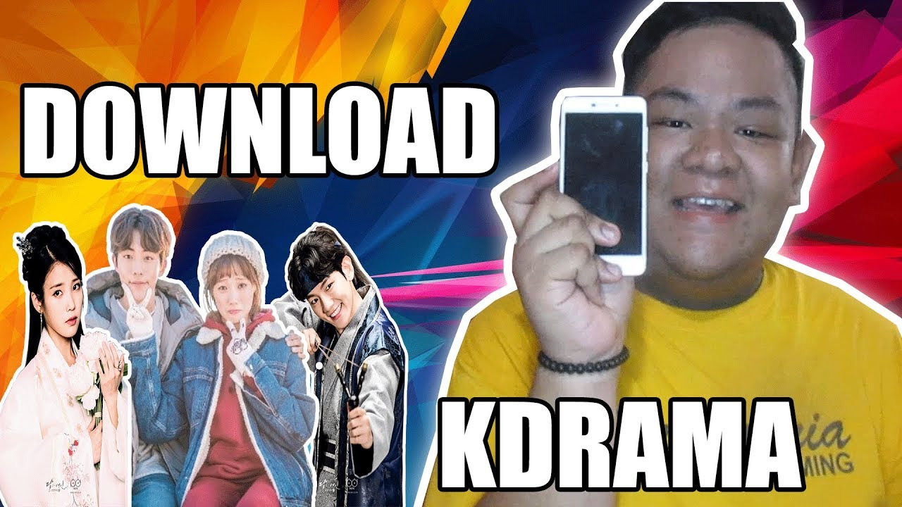 How to download Korean Drama on Android Phone?
