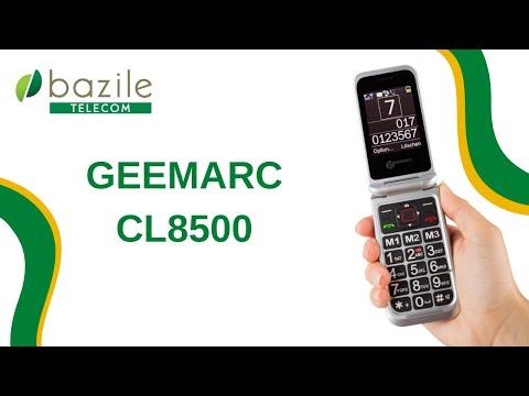 Geemarc CL8500 présenté par Bazile Telecom