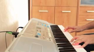 """Красивая мелодия для начинающих (""""Жаворонок"""" - мелодия из телепередачи """"В мире животных"""")"""