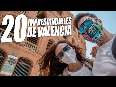 VALENCIA la CIUDAD más COMPLETA de ESPAÑA 🇪🇸 4K