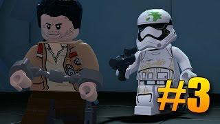 UTÍKÁM ZE ZAJETÍ! - Lego Star Wars The Force Awakens #3