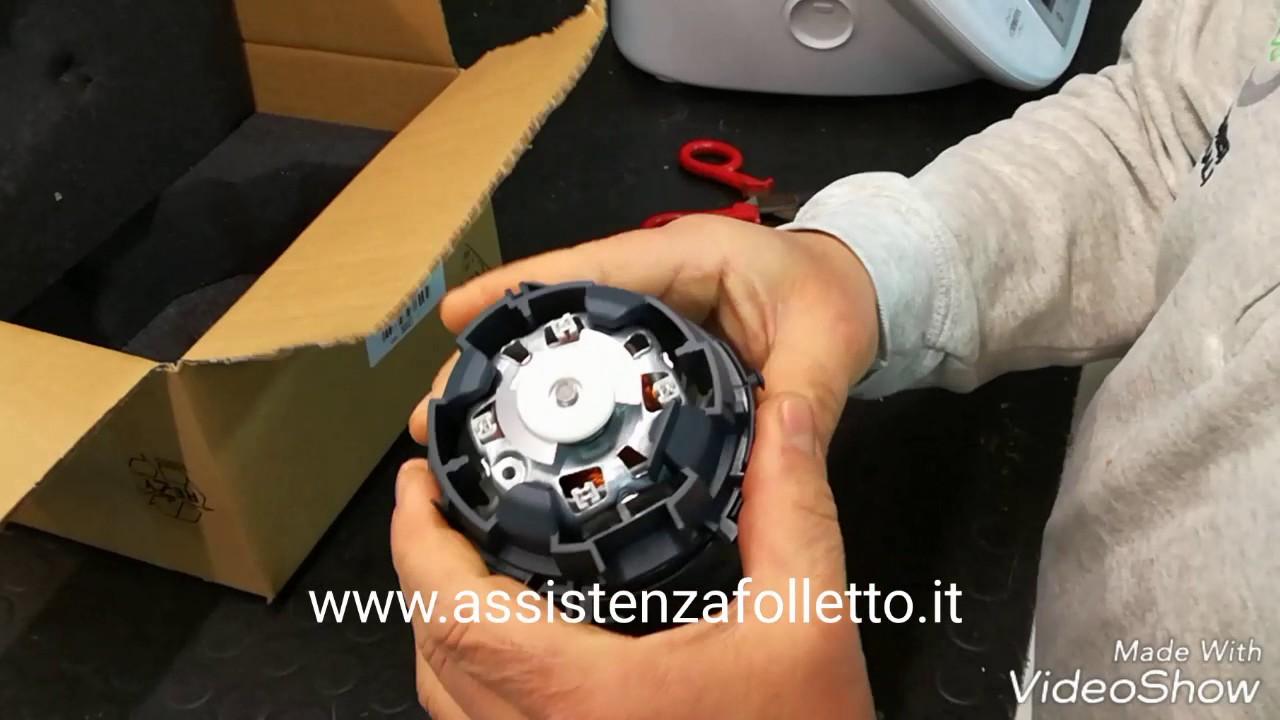 Motore Folletto Vk 150.Motore Vk 140 Vk 150 Youtube