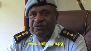 Lae Commander:  Army Has Unused Potential