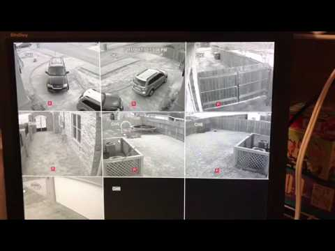 Defender DVR Color Issue - Any ideas?