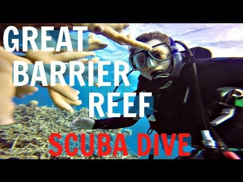 BEST SCUBA TRIP EVER | The Great Barrier Reef, Australia