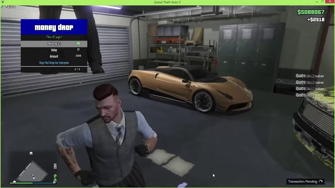 GTA 5 Online Mod Menu 1.36 Para Hilesi Money Hack