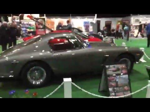 AXA National Classic Car Show 2016 - Silvija Travel Tips - Unravel Travel TV