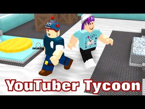 ROBLOX YOUTUBER TYCOON | BECOMING DanTDM & DENIS!