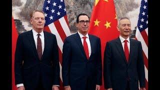 从中美十轮贸易谈判细节,看中共如何逐渐让步!