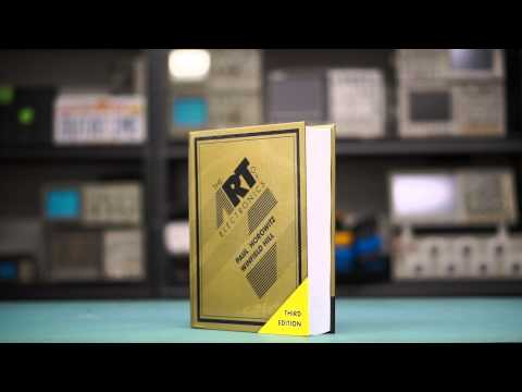 The Art Of Electronics 3rd Edition!