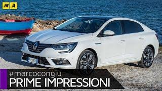 Renault Megane Grand Coupé, quattroporte alla francese | Primo Test