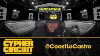 in The Cypher With Coast Episode 39 Feat Mikey Bonez