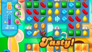 Candy Crush Soda Saga Level 1332 (3 Stars)