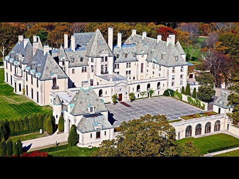 The Biggest Mansions In America