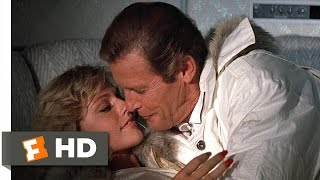 A View to a Kill (1/10) Movie CLIP - Call Me James (1985) HD
