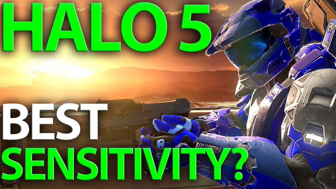 Halo 5 Best Sensitivity ? | Halo 5 Tips #1