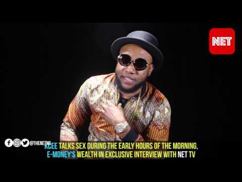 Kcee talks sex during the early hours of the morning