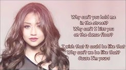Secret Love Song - Morissette Amon w/Lyrics