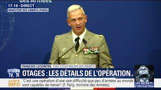 Otages français libérés: comment s'est déroulée l'opération?