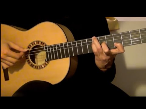 Minera (Flamenco Guitar)