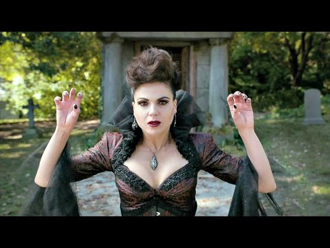 "Evil Queen: ""I Want To Give You My Pain... Of Being Alone "" (Once Upon A Time S6E7)"