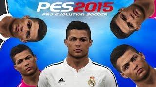 PES 2015 - C.Ronaldo, G.Bale e Aguero - SO TEM O REAL MADRID NO ONLINE