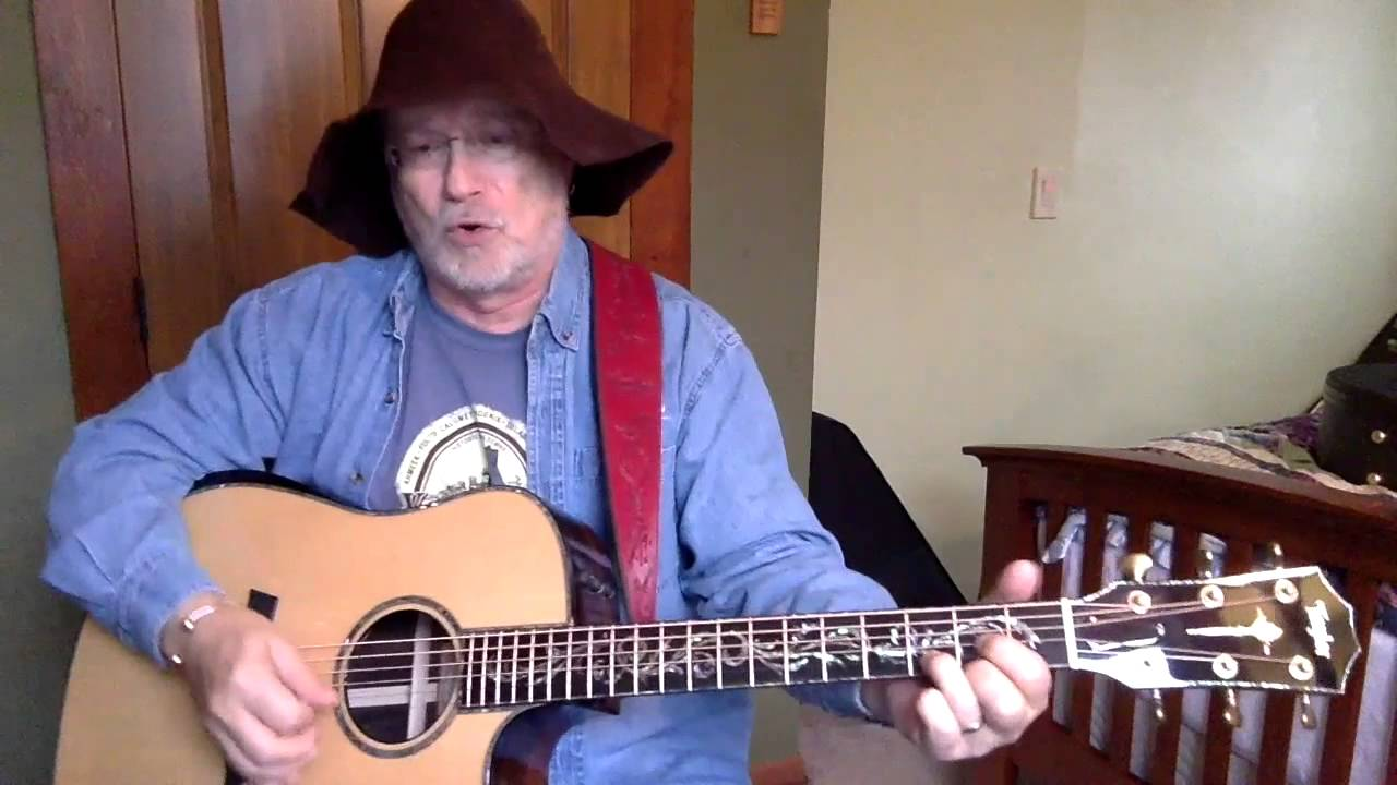 1937 Copperhead Road Steve Earle Vocal Acoustic Guitar Cover