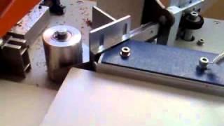 PVC EDGE BANDING MACHINE (WITH CLEANING).avi