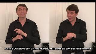 Mes cours de direction d'orchestre 5 - Our conducting orchestral course 5 Laurent Pillot