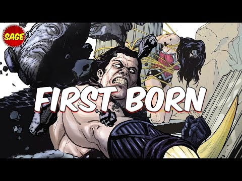 "Who is DC Comics ""First Born"" of Zeus? Savage Brother of Wonder Woman."