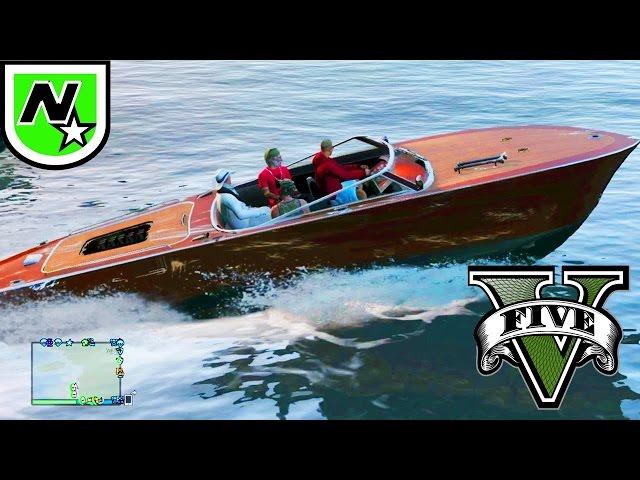 🔴 Encontro De Barcos Gta V Xbox 360🔴